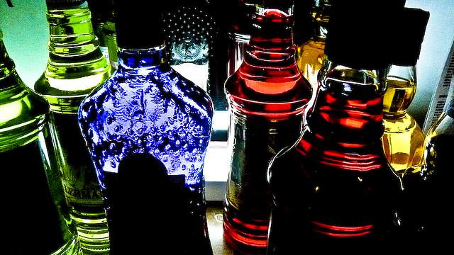 Booze Bottles
