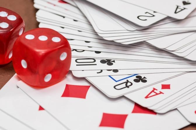 Gambling legal definition