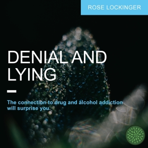 Denial and Lying