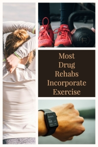 exercise and drug rehab